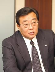 代表取締役社長 勝木紀昭